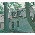 Batsto NJ Restored Post Office Jack Freeman New Jersey Vintage Postcard