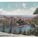 Lake Mohonk Mountain House New Paltz NY Catskills Vintage Postcard