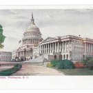 Washington DC Capitol Vtg Foster and Reynolds Postcard UDB ca 1905