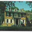 Wheatland Historic Home of President James Buchanan Lancaster PA Vintage Postcard