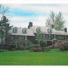 PA Green HIlls Farm Home of Pearl S Buck Perkasie Bucks County Vintage Postcard