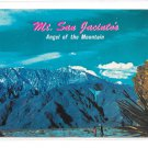 CA Mt San Jacinto Angel of the Mountain Ferris H Scott Vintage Postcard