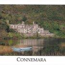 Ireland Connemara Kylemore Abbey Vintage Liam Blake 4X6 Postcard