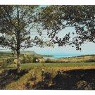 Canada NS Cape Blomidon Countryside Nova Scotia Annapolis Valley Vintage Postcard