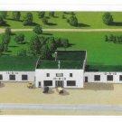 Iorio glass Factory Flemington NJ Fine Glassware Cut Engraved Vintage Postcard