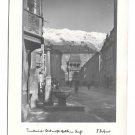 Austria Innsbruck Goldenes Dachl Golden Roof RPPC Dr A Defner 4X6 Postcard