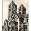 Germany St Paulus Dom Paradies Munster Cathedral Westfalen 4X6 N Muddemann Postcard