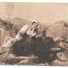 After the Earthquake Lendemain du Tremblement de Terre Painter Leopled Louis Robert ND