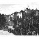 RPPC Algeria Alger Palais du Gouverneur a Mustapha L&Y CAP Glossy Real Photo Postcard