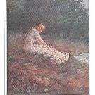 Ernst Kutzer Frederick Schiller Madchens Klage Maidens Lament BKWI 962 Wien Postcard