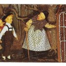 Hansel and Gretel Phoebes Little Wax Works Museum Miniatures Pocono Mountains PA Postcard