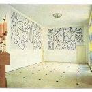 Artist Henri Matisse Murals Chapelle du Rosaire de Vence France 4X6 Postcard