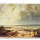 C Morganstern Landscape Dunes of the Northsea 1938 Germany 4X6 Art PostcardArt Postcardard