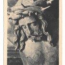 Bruggemann Christ Crown of Thorns Detail Carved Schleswig Cathedral Altar 4X6 Postcard