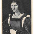 Giovanni Antonio Boltraffio Portrait of a Woman 4X6 Postcard