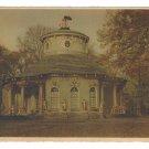 EAS Chapel? Classic Building Statues E.A. Schwerdtfeger 9643 Germany Sepia 4X6 Postcardtcard