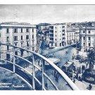 Italy Piazza Matteotti Catanzaro Alterocca Terni 42212 Blue Tint Litho 4X6 Postcard