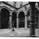 Italy Firenze Palazzo Vecchio Fontana Cortile Courtyard Fountain 4X6 Glossy Postcard