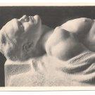Kriegerdenkmal War Memorial Sculpture Michael Drobil Austria 4X6 RPPC Art Postcard