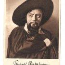 Opera Rudolf Bockelmann Wagner Singer Fliegende Hollander Telefunken Postcard