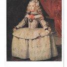 Velazquez Infante Marguerite Therese Wien Austria 4X6 Wolfrum Art Postcard