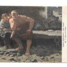 Quo Vadis Ursus und Chillon Collotype Poland 1913 Art Postcard