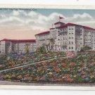 CA Pasadena Hotel Huntington M Kashower Vintage California Postcard