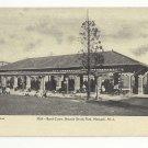 NJ Newark Sand Court Branch Brook Park Vintage UDB Postcard ca 1906 Unused