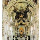 Austria Wilten Basilica Innsbruck Tirol Interior Church Nave Altar Vntg 4X6 Postcard