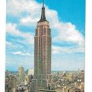 NY New York City Empire Stete Building Fifth Ave Manhattan Vintage Postcard