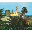 France Cote D'Azur Cathedral Notre Dame Old Town of Grasse Riviera YVON 4X6 Postcard