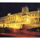 Monaco Palace of the Prince Illuminated at Night Cote D;Azur YVON 4X6 Postcard