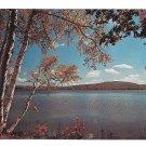 MA Stockbridge Bowl Mahkeenac Berkshire Beauty near Tanglewood Vintage Postcard