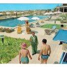 Tunisia Nefta Le Sahara Palace Hotel Swimming Pool 4X6 Postcard
