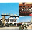 Morroco Casablanca Restaurant Le Cabestan El Hank Lighthouse 4X6 Multiview Postcard