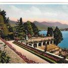 Italy Lago Maggiore Isola Bella Giardini Grand Gardens 4X6 Postcardd