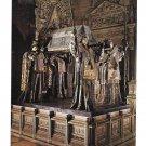 Seville Spain Cathedral Monument a Colon Pantheon Dominguez 4X6 Postcards Postcard 4X6