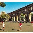 France Montpelier Tamborine Match Sous Les Arceaux Arcade Aqueduct YVON 4X6 Postcard