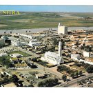 Africa Morocco Kenitra Aerial View over the Port Harbour ITTAH 4X6 Postcard