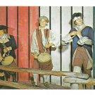 Philadelphia PA American Wax Museum Spirit of 76 Patriotic  WYCO Postcard