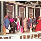 Philadelphia PA American Wax Museum White House Inaugural Ball WYCO Postcard