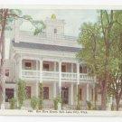 Salt Lake City Utah Bee Hive House Mormon Presidents Residence Vntg UND Thayer Postcard