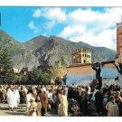 North Aftirca Morocco Chaouen Bathing Ground Grande Mosque Islam FISA 4X6 Postcard