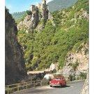 Italy Karneid Castle Cornedo Bolzano Tyrol Mountain Road J F Amonn 4X6 Postcard