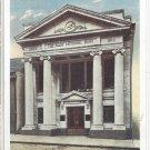 West Chester PA First National Bank 4X6 Biehn Repro Postcard