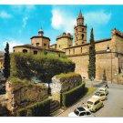 Italy Teramo Roman Walls XVI Century Cathedral Cars 4X6 Postcard