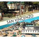 Italy San Vincenzo Tuscany Etruscan Coast 4X6 Multiview Anubio Micaelli Postcard