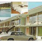 Helton Inn White Pine Tennessee Vintage Hotel Motel Postcard Rte 1 TN