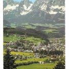 Austria Tirol Kitzbuhel mit Wildem Kaiser Tyrol Alps Resort 4X6 Postcard