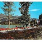 Austria Tirol Kitzbuhel Luftkurort Health Resort Seepromenade Schwarzsee Postcard